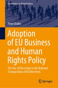 Cover Adoption of EU Business and Human Rights Policy