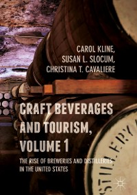 Cover Craft Beverages and Tourism, Volume 1