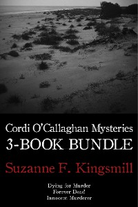 Cover Cordi O'Callaghan Mysteries 3-Book Bundle