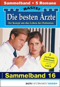 Cover Die besten Ärzte 16 - Sammelband