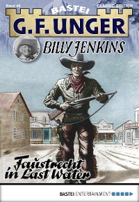 Cover G. F. Unger Billy Jenkins 46 - Western