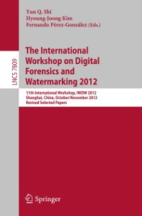 Cover Digital-Forensics and Watermarking