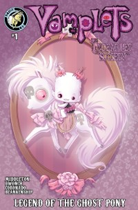 Cover Vamplets: The Undead Pet Society #1
