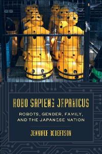 Cover Robo sapiens japanicus