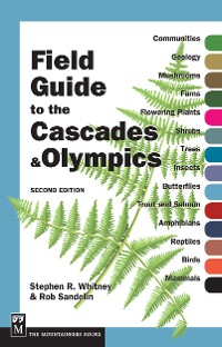 Cover Field Guide to the Cascades and Olympics