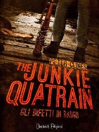 Cover The Junkie Quatrain - Gli Infetti di Baugh