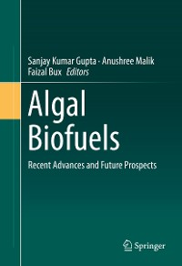 Cover Algal Biofuels