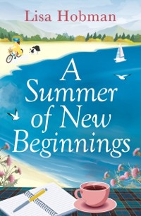 Cover Summer of New Beginnings