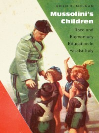 Cover Mussolini's Children
