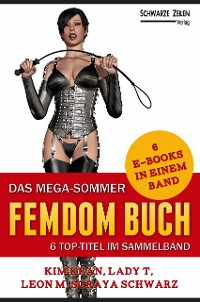 Cover Das Mega-Sommer Femdom Buch