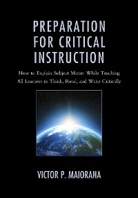 Cover Preparation for Critical Instruction