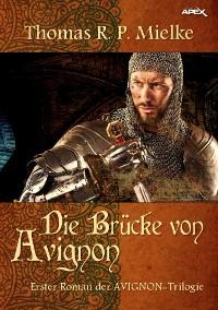 Cover DIE BRÜCKE VON AVIGNON
