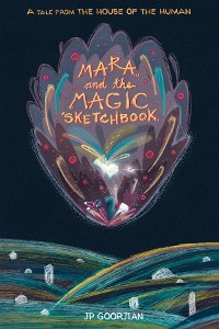 Cover Mara and the Magic Sketchbook