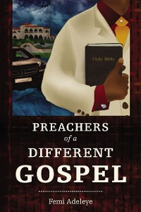 Cover Preachers of a Different Gospel