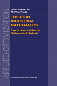 Cover Topics in Industrial Mathematics