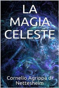 Cover La magia celeste