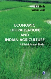 Cover Economic Liberalisation and Indian Agriculture