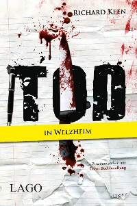 Cover Tod in Welzheim