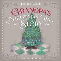 Cover Grandpa's Christmas Tree Story