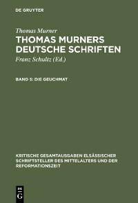Cover Die Geuchmat