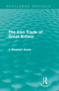 Cover Iron Trade of Great Britain