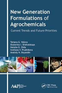 Cover New Generation Formulations of Agrochemicals