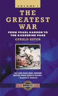 Cover Greatest War - Volume I