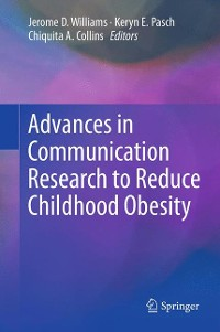 Cover Advances in Communication Research to Reduce Childhood Obesity