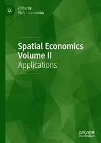 Cover Spatial Economics Volume II