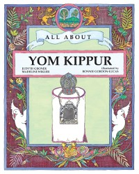 Cover All About Yom Kippur