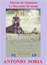 Cover Marcus de Quantum. Le Royaume de néant (Deluxe version)