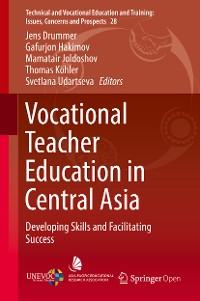 Cover Vocational Teacher Education in Central Asia