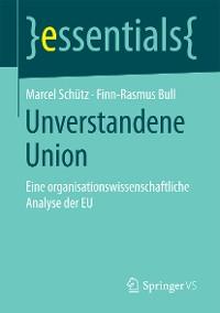 Cover Unverstandene Union