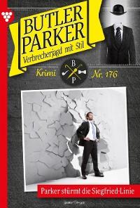 Cover Butler Parker 176 – Kriminalroman