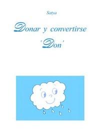 Cover Donar y convertirse 'Don'