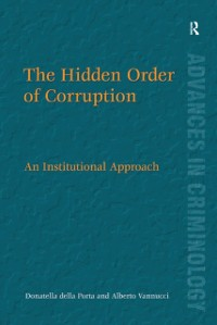 Cover Hidden Order of Corruption