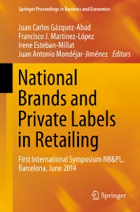Cover National Brands and Private Labels in Retailing