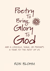 Cover Poetry to Bring Glory to God