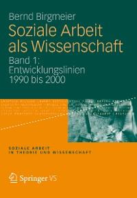 Cover Soziale Arbeit als Wissenschaft