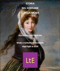 Cover Storia del costume e della moda