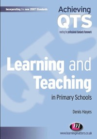 Cover Learning and Teaching in Primary Schools