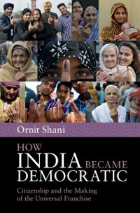 Cover How India Became Democratic