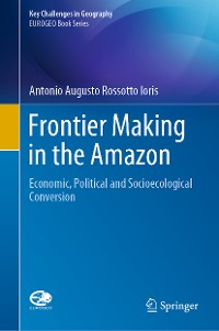 Cover Frontier Making in the Amazon