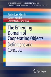 Cover The Emerging Domain of Cooperating Objects
