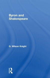 Cover Byron & Shakespeare - Wils Kni