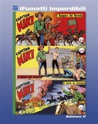 Cover Capitan Miki n. 1 (iFumetti Imperdibili)