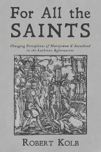 Cover For All the Saints