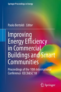 Cover Improving Energy Efficiency in Commercial Buildings and Smart Communities