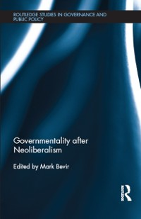 Cover Governmentality after Neoliberalism
