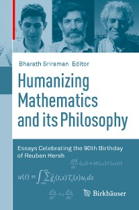 Cover Humanizing Mathematics and its Philosophy
